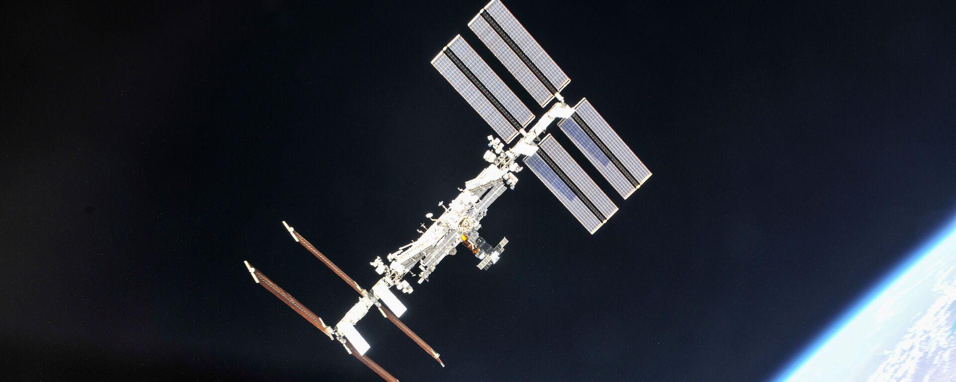 МКС с Союза  - Sputnik Ελλάδα, 1920, 05.10.2021