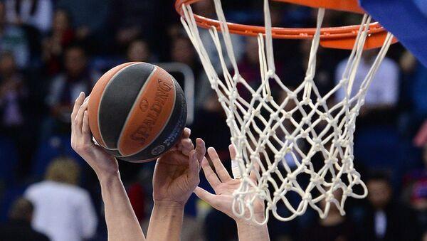Μπάλα μπάσκετ - Sputnik Ελλάδα