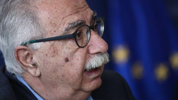 Ο Κώστας Γαβρόγλου - Sputnik Ελλάδα