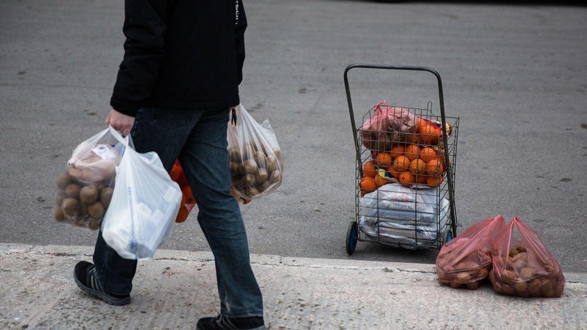 Πλαστικές σακούλες - Sputnik Ελλάδα, 1920, 20.09.2021