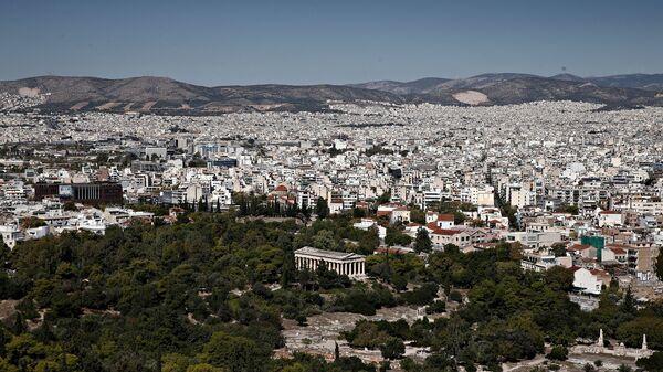 Αθήνα - Sputnik Ελλάδα