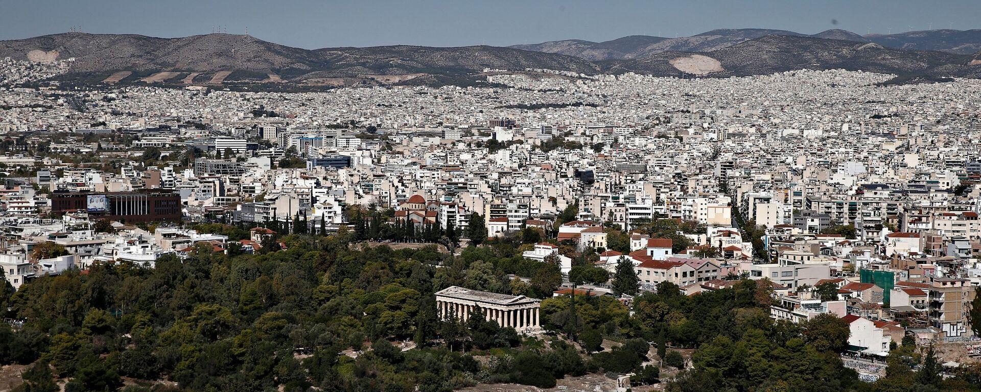 Αθήνα - Sputnik Ελλάδα, 1920, 27.10.2020