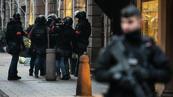 Αιματηρή επίθεση στο Στρασβούργο - Sputnik Ελλάδα