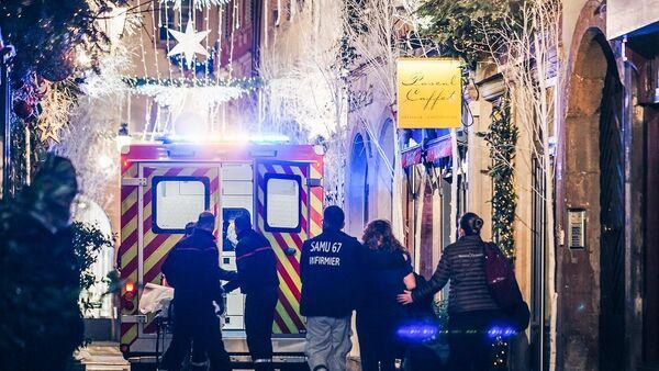 Επίθεση ενόπλου στο Στρασβούργο στις 11 Δεκεμβρίου - Sputnik Ελλάδα