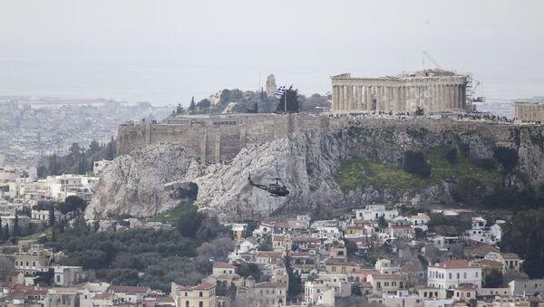Η Ακρόπολη - Sputnik Ελλάδα
