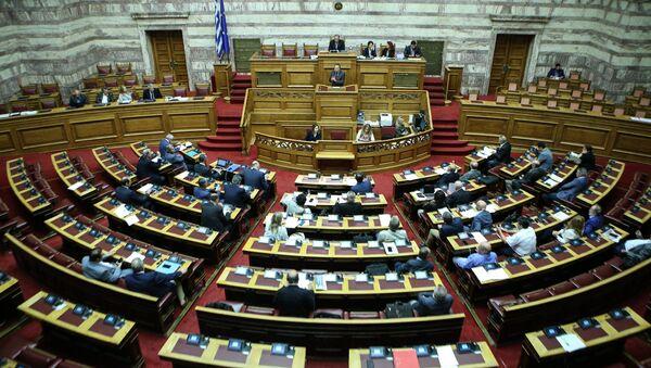 Κοινοβούλιο - Sputnik Ελλάδα