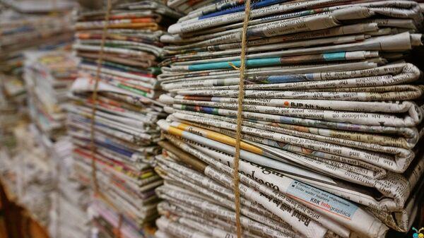 Εφημερίδες - Sputnik Ελλάδα