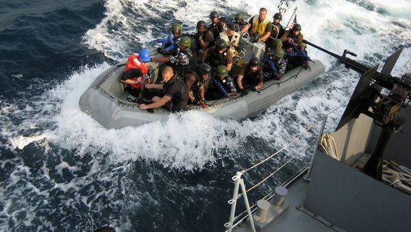 Πειρατές στην Αφρική - Sputnik Ελλάδα
