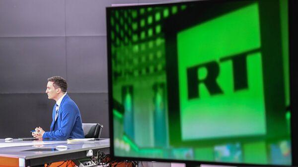 Δημοσιογράφος του RT - Sputnik Ελλάδα