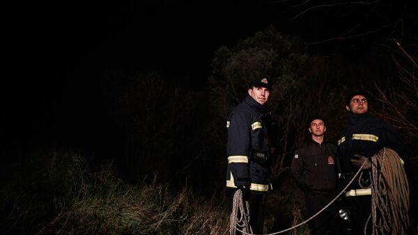 Επιχείρηση διάσωσης στη Θεσσαλονίκη - Sputnik Ελλάδα