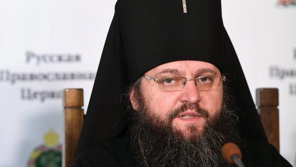 O Αρχιεπίσκοπος Κλήμης της Ουκρανικής Ορθόδοξης Εκκλησίας - Sputnik Ελλάδα