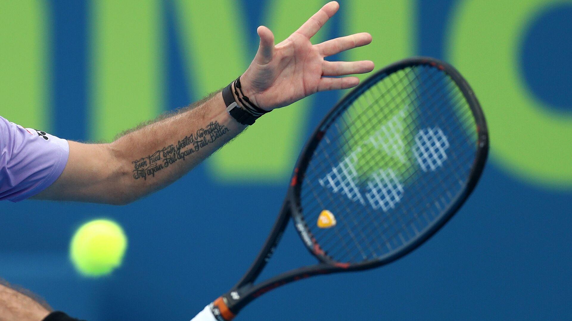 Ρακέτα τένις - Sputnik Ελλάδα, 1920, 24.09.2021