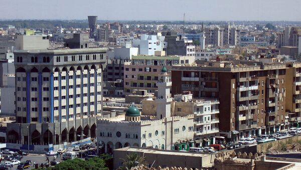Η πρωτεύουσα της Λιβύης, Τρίπολη - Sputnik Ελλάδα