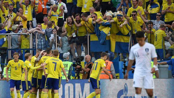 Σουηδία - Νότιος Κορέα 1-0 - Sputnik Ελλάδα