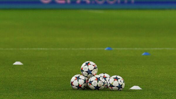 UEFA λογότυπο - Sputnik Ελλάδα