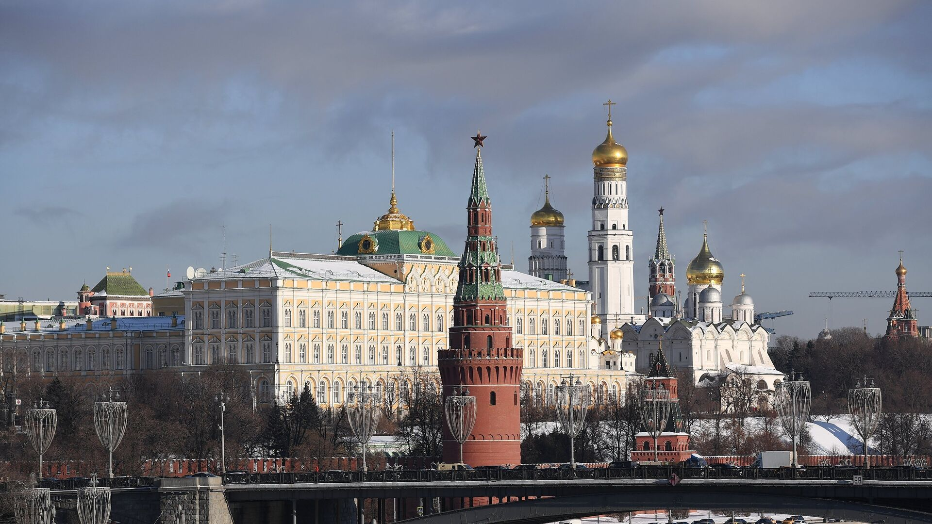 Το Κρεμλίνο στη Μόσχα - Sputnik Ελλάδα, 1920, 01.10.2021
