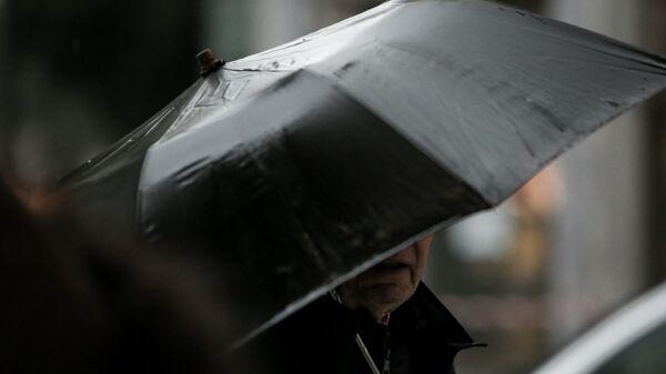 Βροχερός καιρός - Sputnik Ελλάδα