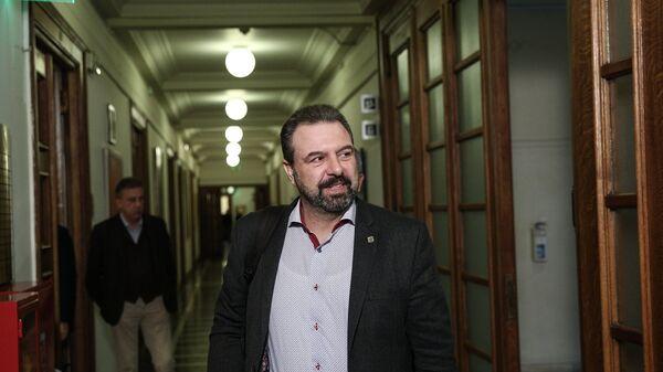 Ο υπουργός Αγροτικής Ανάπτυξης, Σταύρος Αραχωβίτης - Sputnik Ελλάδα