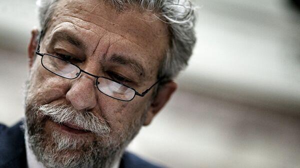 Ο υπουργός Δικαιοσύνης Σταύρος Κοντονής - Sputnik Ελλάδα