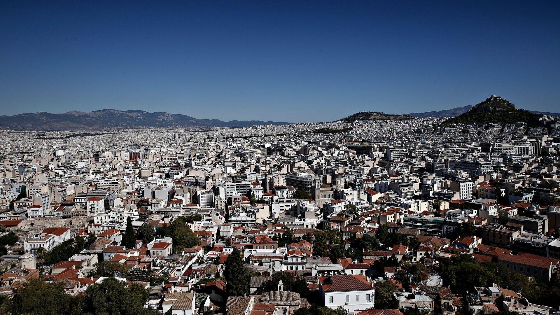 Πανοραμική όψη της Αθήνας - Sputnik Ελλάδα, 1920, 10.09.2021