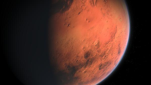Ο πλανήτης Άρης - Sputnik Ελλάδα