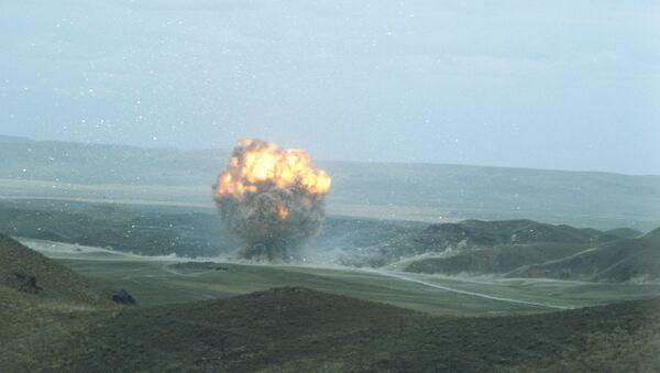 Καταστροφή σοβιετικού πυραύλου υπό τους όρους της Συνθήκης INF - Sputnik Ελλάδα