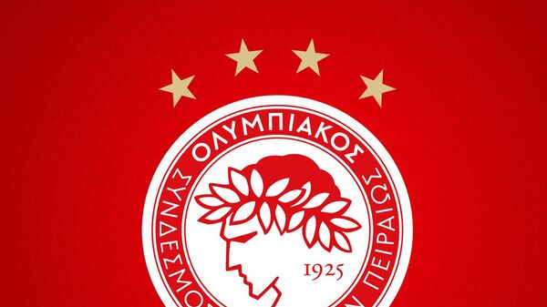 Έμβλημα ποδοσφαιρικού Ολυμπιακού - Sputnik Ελλάδα