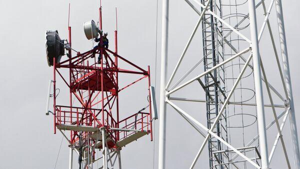 Τηλεπικοινωνιακός πύργος - Sputnik Ελλάδα