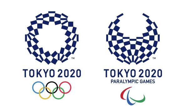 Λογότυπο Ολυμπιακών Αγώνων 2020 - Sputnik Ελλάδα