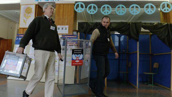Εκλογές στην Ουκρανία - Sputnik Ελλάδα