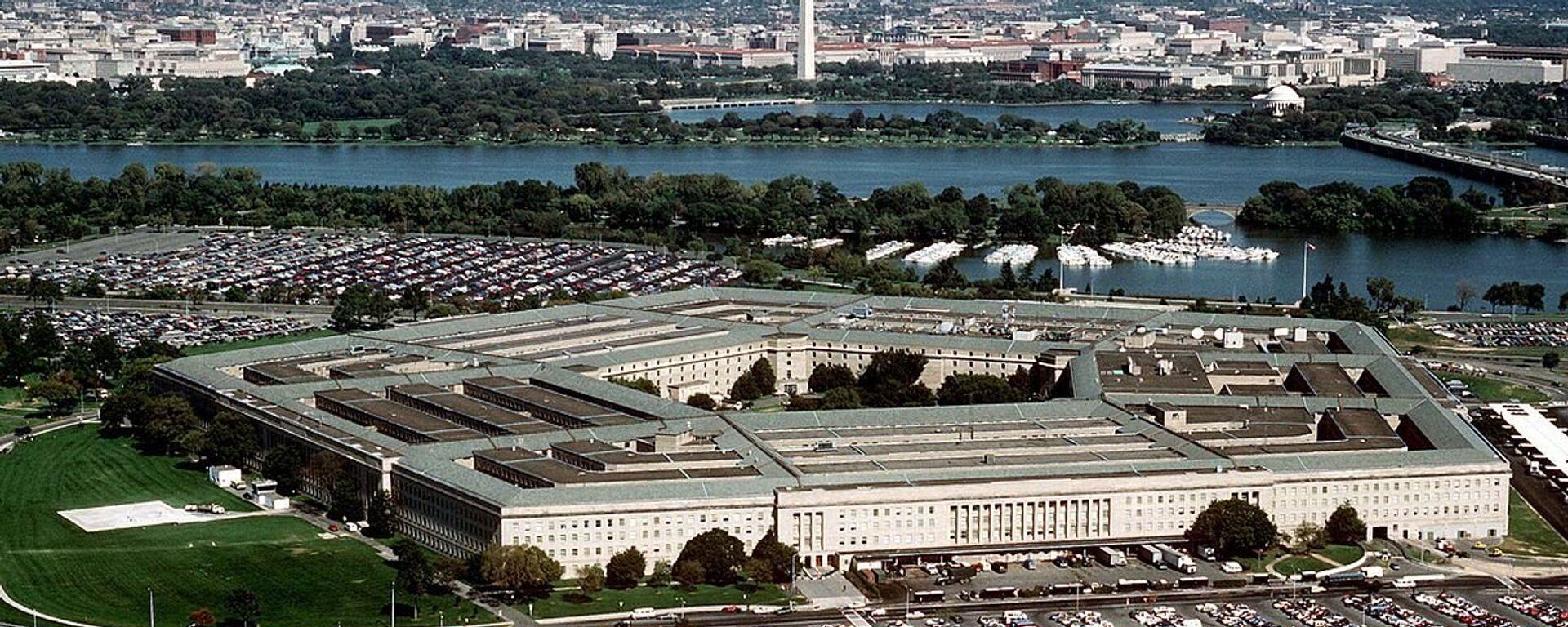 Το υπουργείο Άμυνας των ΗΠΑ, γνωστό ως Πεντάγωνο - Sputnik Ελλάδα, 1920, 30.09.2021