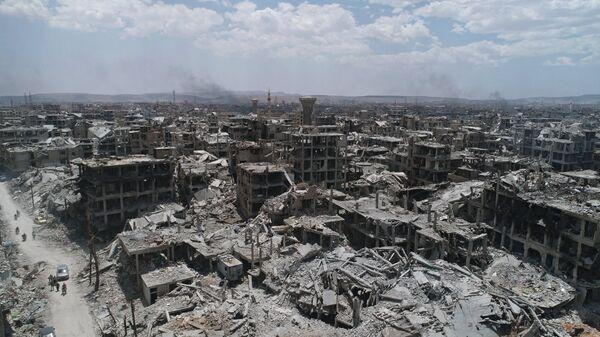 Δαμασκός Συρία - Sputnik Ελλάδα