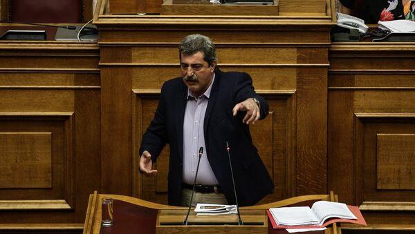 Ο Παύλος Πολάκης - Sputnik Ελλάδα
