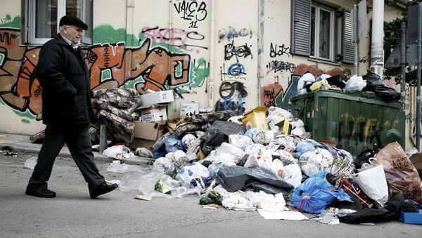 Σκουπίδια - Sputnik Ελλάδα