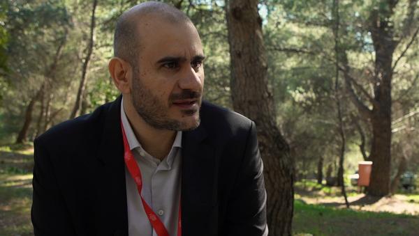 Γιώργος Χατζηγεωργίου, επικεφαλής και συνιδρυτής του Skroutz - Sputnik Ελλάδα