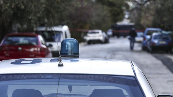 Περιπολικό της Ελληνικής Αστυνομίας - Sputnik Ελλάδα