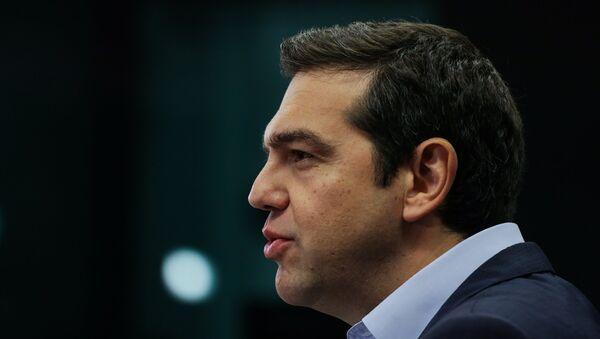 Ο πρωθυπουργός, Αλέξης Τσίπρας - Sputnik Ελλάδα