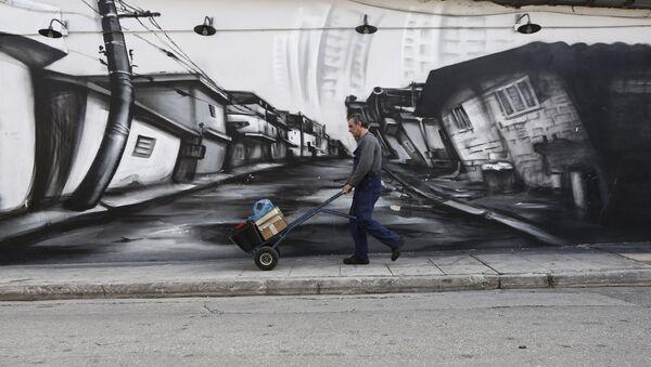 Η καθημερινότητα στην Ελλάδα της κρίσης - Sputnik Ελλάδα