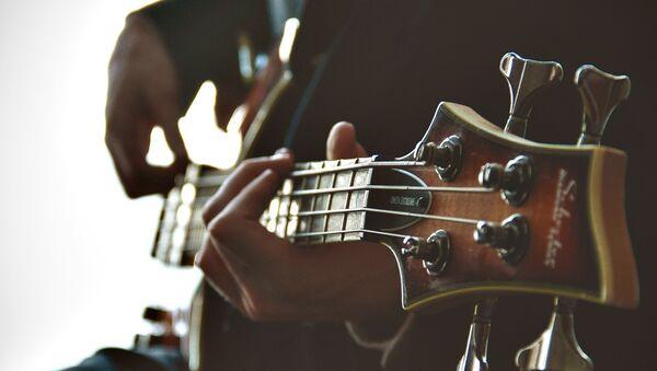 Κιθάρα, κιθαρίστας - Sputnik Ελλάδα