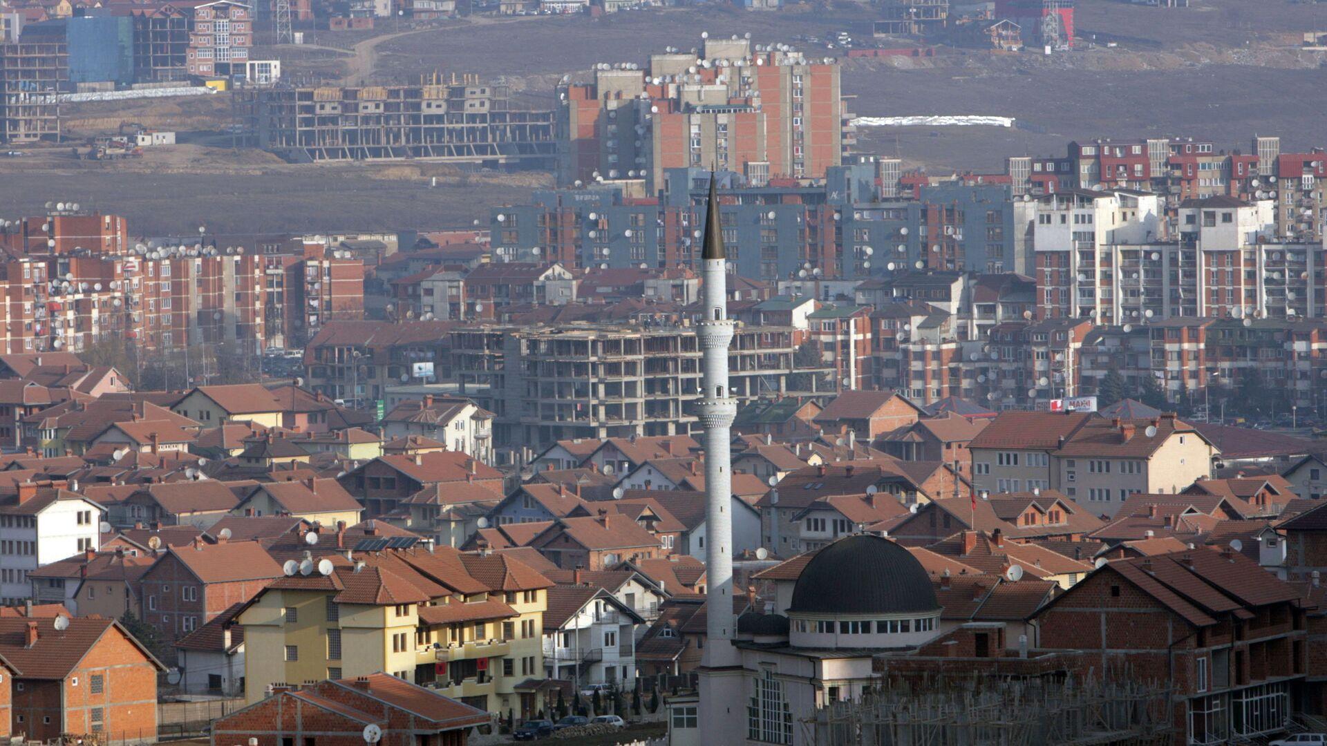 Πρίστινα, Κόσοβο - Sputnik Ελλάδα, 1920, 28.09.2021