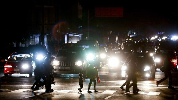 Μπλακ άουτ στη Βενεζουέλα - Sputnik Ελλάδα