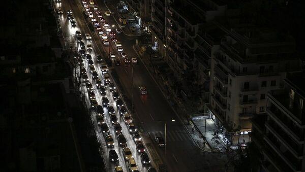 Κίνηση στην πόλη - Sputnik Ελλάδα