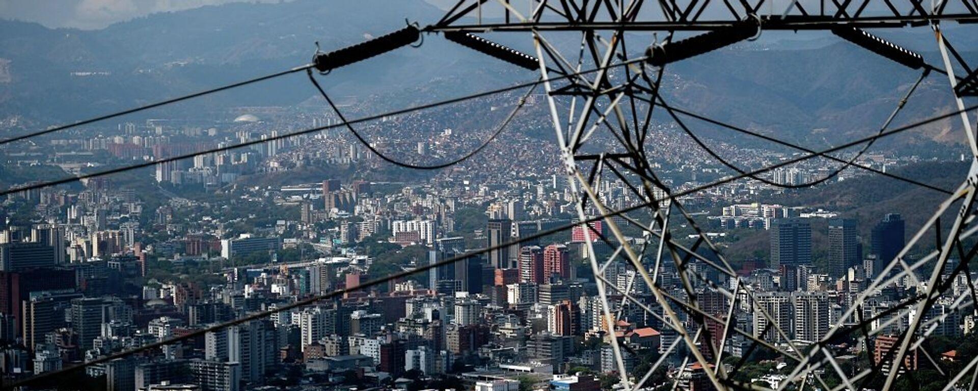 Πυλώνας υψηλής τάσης στη Βενεζουέλα - Sputnik Ελλάδα, 1920, 06.10.2021