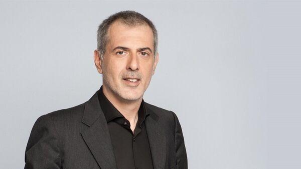 Γιάννης Μώραλης - Sputnik Ελλάδα