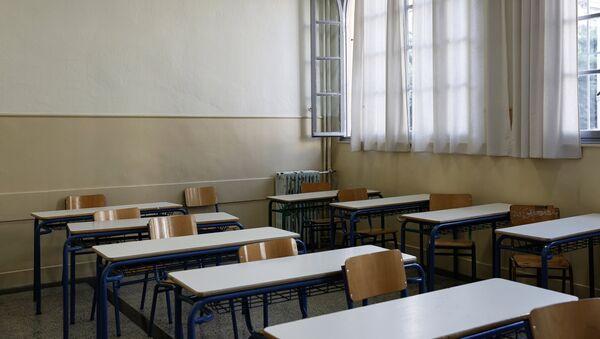 Σχολική αίθουσα - Sputnik Ελλάδα
