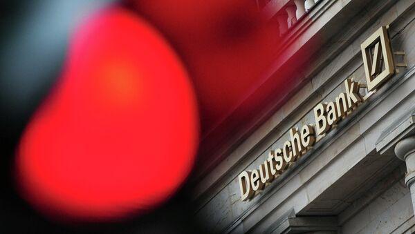H Deutsche Bank - Sputnik Ελλάδα