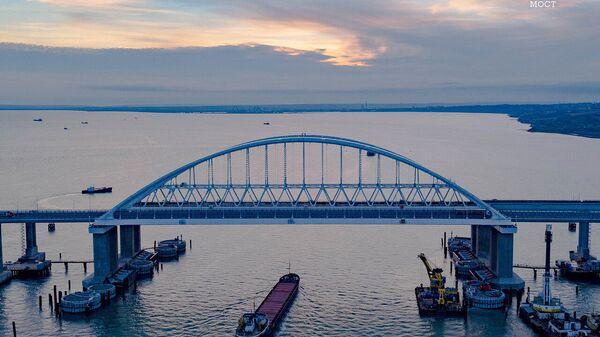 Η γέφυρα της Κριμαίας - Sputnik Ελλάδα