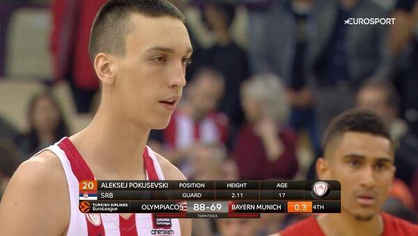 O 17χρονος Αλεξέι Ποκουσέφσκι - Sputnik Ελλάδα