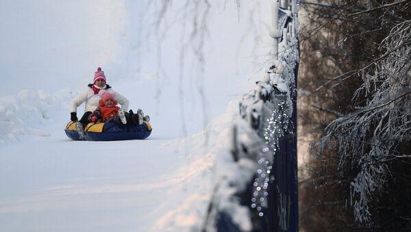 Χειμερινές διακοπές στη Ρωσία - Sputnik Ελλάδα