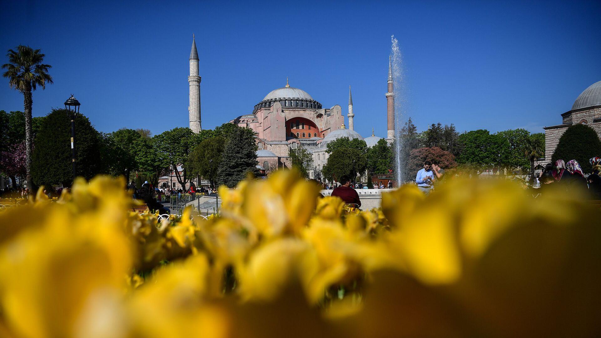 H Αγιά Σοφιά στην Κωνσταντινούπολη - Sputnik Ελλάδα, 1920, 24.09.2021